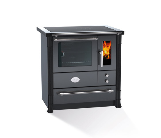 Salzburg LC 75A by Lohberger   Wood fired stoves