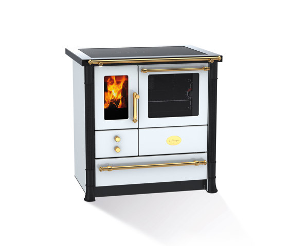 Salzburg LC 75B by Lohberger | Wood fired stoves