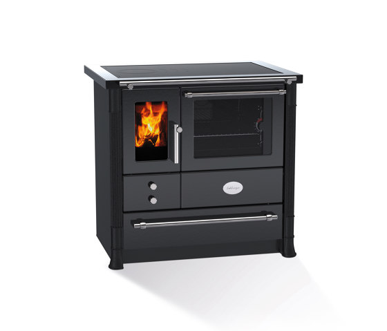 Salzburg LC 80 by Lohberger | Wood fired stoves