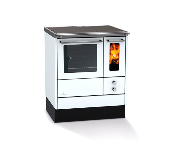 Varioline LC 70 by Lohberger   Wood fired stoves