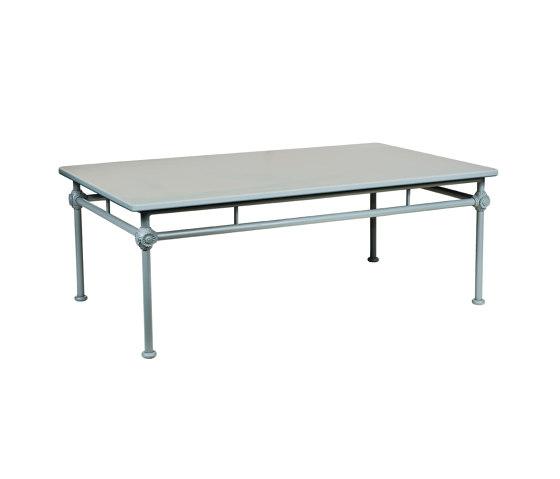 1800 | Rectangular coffee table von Tectona | Couchtische