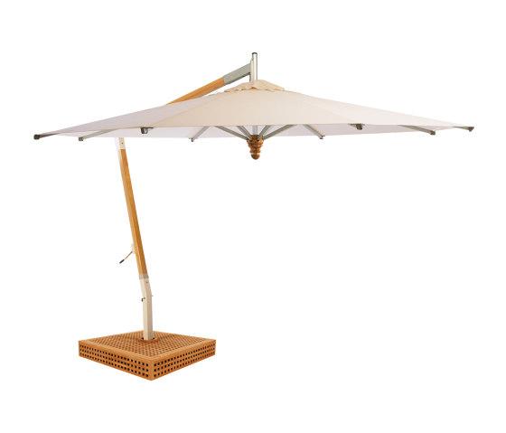 Colibri   Cantilever parasol by Tectona   Parasols