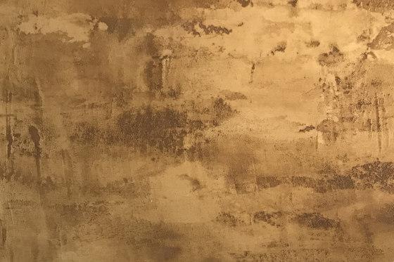 TerraWabi | Gold by Matteo Brioni | Clay plaster