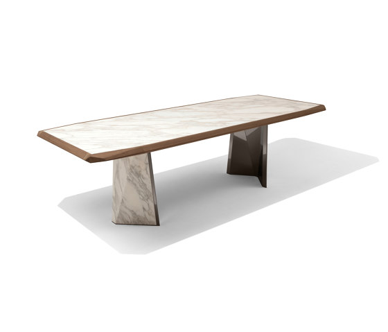Amadeus Table by Giorgetti | Dining tables