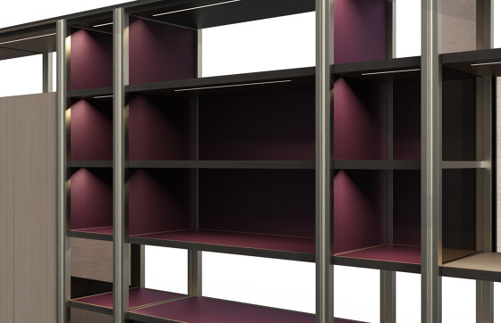 MTM Cabinet by Giorgetti | Shelving