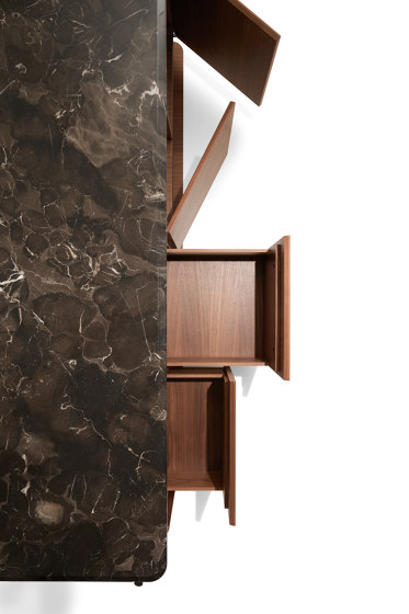 Skyline Cabinet by Giorgetti   Sideboards