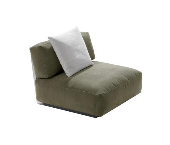 Vulcano von Flexform   Sessel