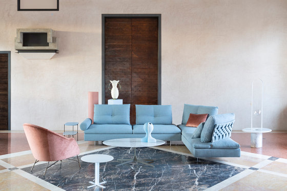 Limes New  Sofa by Saba Italia   Sofas