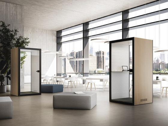Acoustic Room Mini de Fantoni | Box de bureau