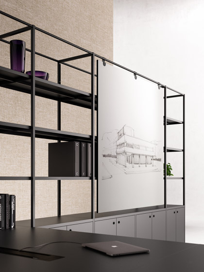 Atelier by Fantoni | Shelving
