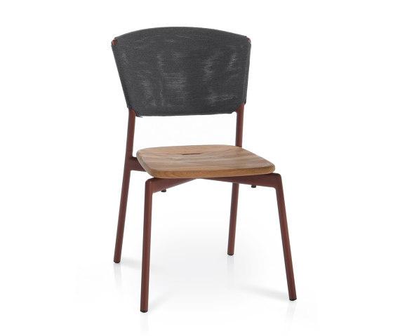 PIPER 020 Chair de Roda   Sillas
