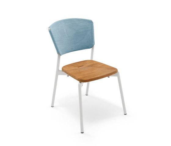 PIPER Chair de Roda | Sillas