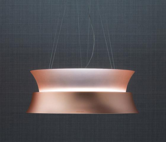Circle.Tech | Dama Copper by Falmec | Kitchen hoods