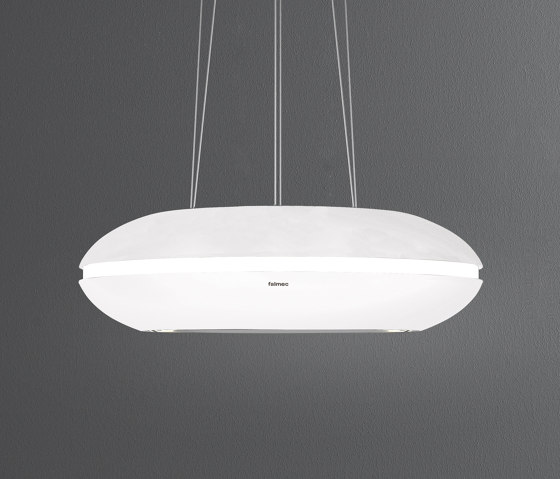Circle.Tech | Loop White by Falmec | Kitchen hoods