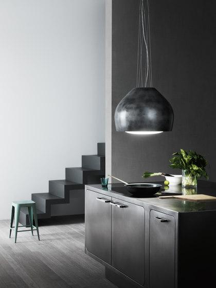 Circle.Tech | Sophie Anthracite by Falmec | Kitchen hoods