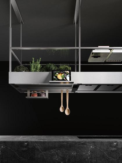 Circle.Tech | Spazio Steel by Falmec | Kitchen hoods