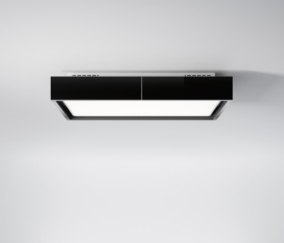 Circle.Tech | Vega Black by Falmec | Kitchen hoods