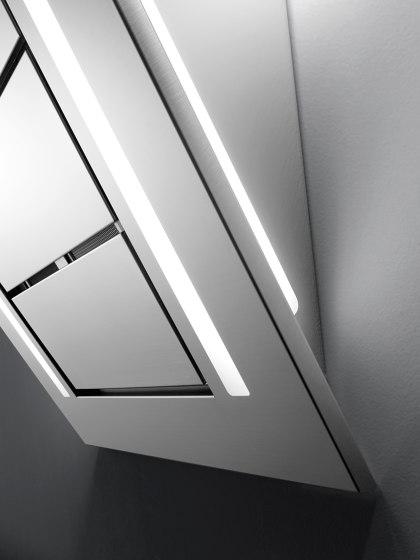 Design | Diamante by Falmec | Kitchen hoods