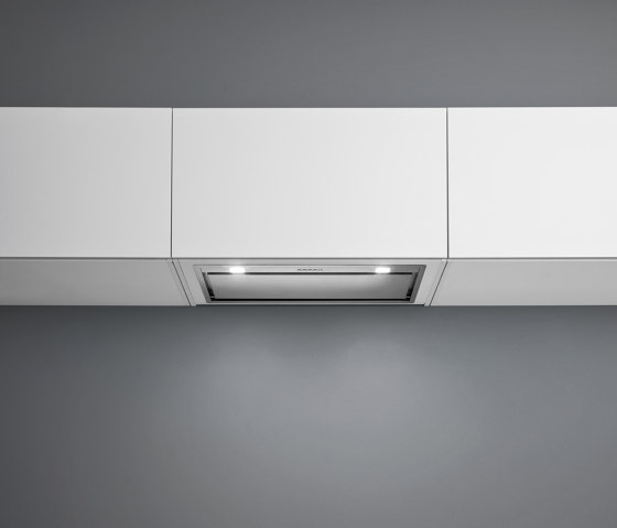 Design | Gruppo Incasso 50cm 600m3/h by Falmec | Kitchen hoods