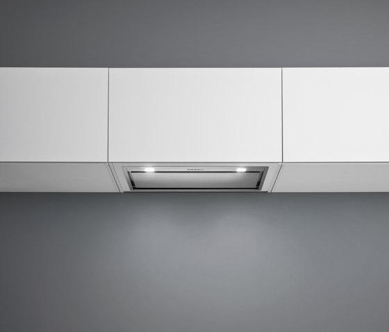 Design | Gruppo Incasso 50cm 800m3/h by Falmec | Kitchen hoods