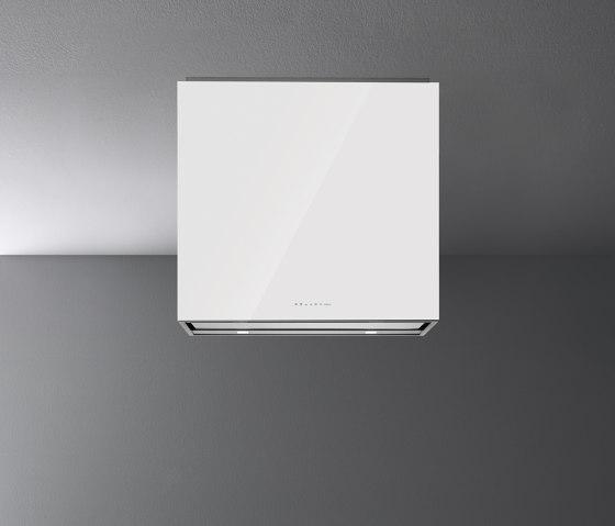 Design | Laguna Island 90cm White by Falmec | Kitchen hoods