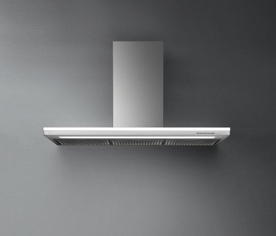 Design | Lumen Wall 90cm 600 m3/h by Falmec | Kitchen hoods