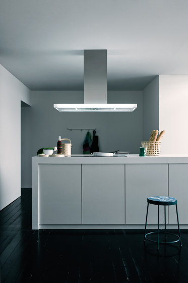 Design | Lux Island 120cm by Falmec | Kitchen hoods