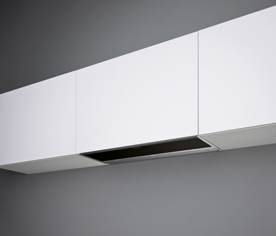 Design | Move 90cm Black by Falmec | Kitchen hoods