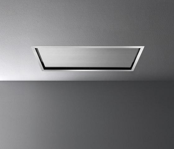 Design | Nube Steel by Falmec | Kitchen hoods