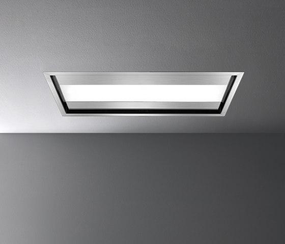 Design | Nuvola 90 Steel by Falmec | Kitchen hoods