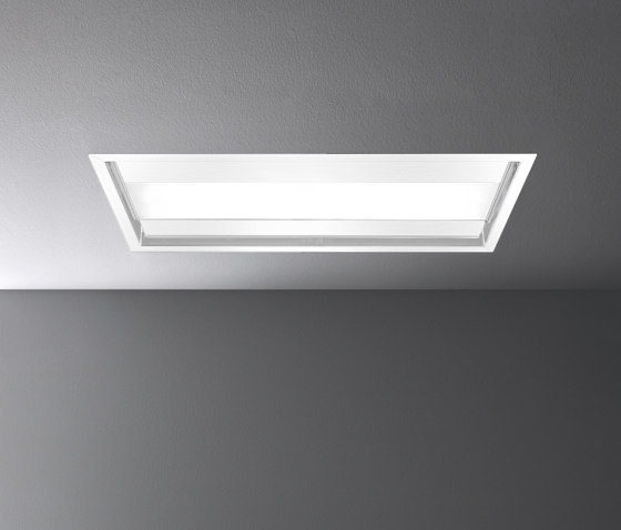 Design | Nuvola 90 White by Falmec | Kitchen hoods