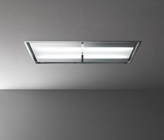 Design | Nuvola 140 Steel by Falmec | Kitchen hoods