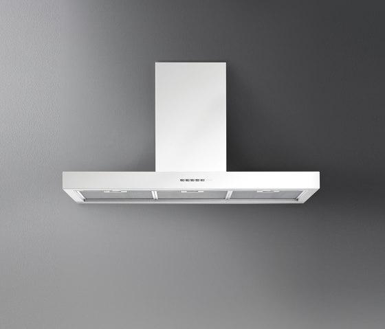 Design | Plane White Wall by Falmec | Kitchen hoods