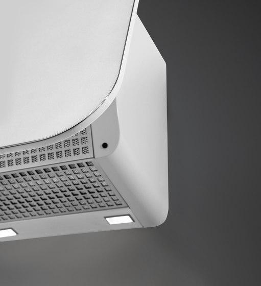 Design | Tab 60cm White by Falmec | Kitchen hoods