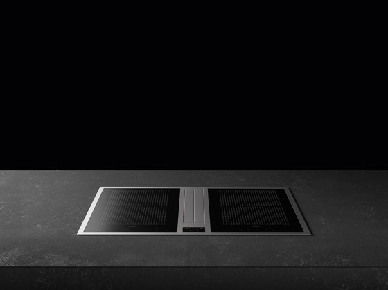 Integrated cooking systems   Modula M1 by Falmec   Hobs