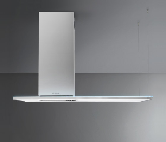 Silence - NRS™ | Zenith NRS™ Island 90cm by Falmec | Kitchen hoods