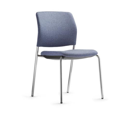 Cay Four-legged chair de Dauphin | Sillas