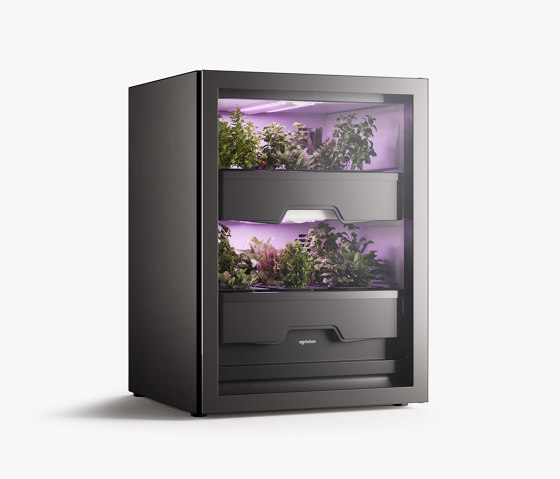 Plantcube by agrilution   Kitchen cabinets