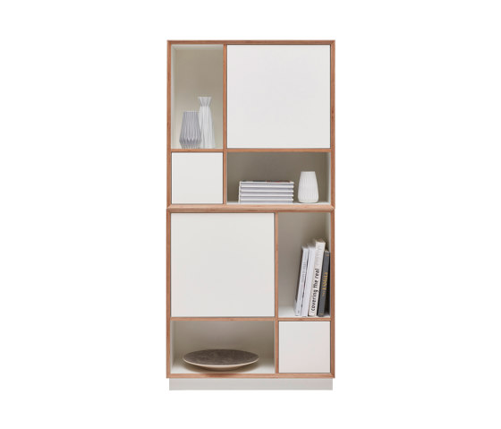 Vertiko cabinet furniture module CPL by Müller small living | Cabinets