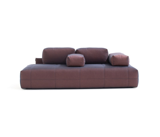 AeroZeppelin Sofa by Diesel with Moroso | Sofas