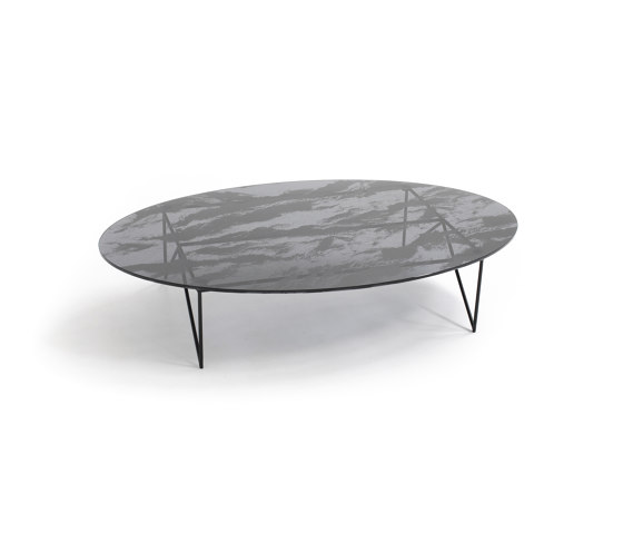 AeroZeppelin Table by Diesel with Moroso | Coffee tables