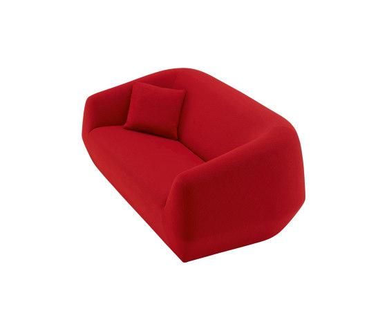 Uncover | Gran Sofa 2 Plazas Version B – Tejidos Extensibles de Ligne Roset | Sofás