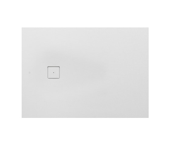 SHOWER TRAYS | M superslim shower tray with side waste | Off White by Armani Roca | Shower trays