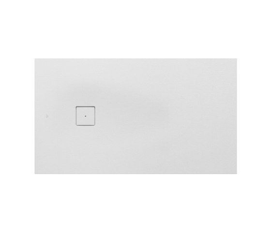 SHOWER TRAYS | S superslim shower tray  with side waste | Off White by Armani Roca | Shower trays