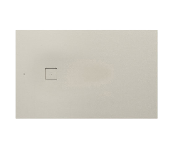 SHOWER TRAYS | XL superslim shower tray with side waste | Greige by Armani Roca | Shower trays