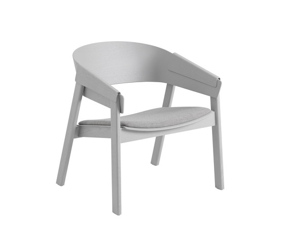 Cover Lounge Chair | Textile by Muuto | Armchairs