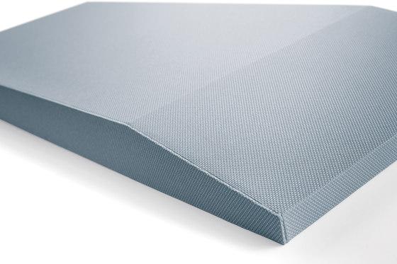 Acoustic board Sound Balance, 80 x 40 cm, dark grey by Sigel | Sound absorbing objects