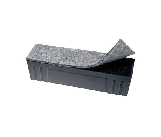 Board eraser by Sigel   Desk accessories