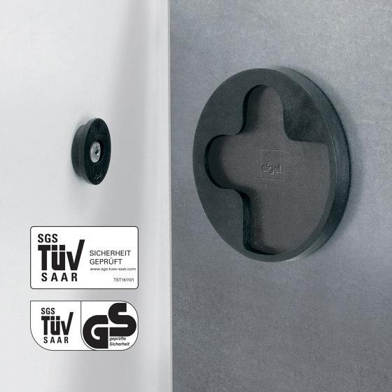 Magnetic Glass Board Artverum, 12 x 78 cm by Sigel | Flip charts / Writing boards