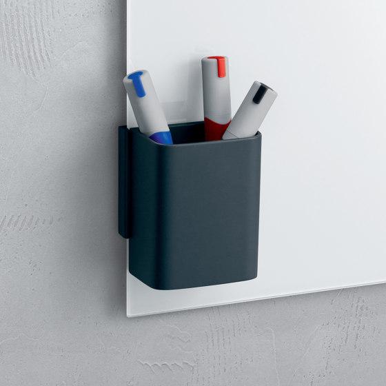 Pen pot S by Sigel   Pen holders